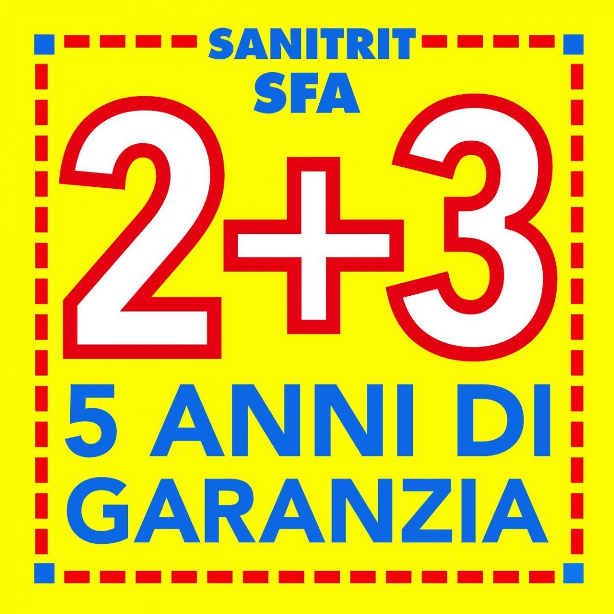 Sanipack Pro Up Sanitrit Sfa Italia